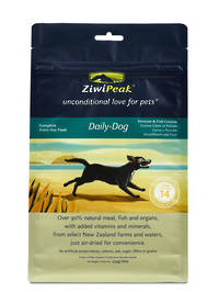 ZiwiPeak Air-Dried Venison & Fish Dog Cuisine 454g
