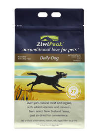 ZiwiPeak Air-Dried Beef Dog Cuisine 5kg