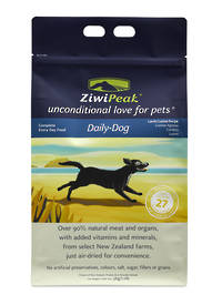 ZiwiPeak Air-Dried Lamb Dog Cuisine 5kg