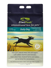 ZiwiPeak Air-Dried Venison & Fish Dog Cuisine 5kg