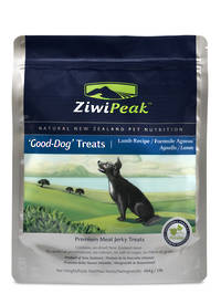 ZiwiPeak Good Dog Air-Dried Lamb Treats 454g