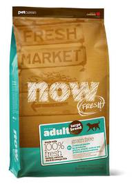 Now Fresh Grain Free Large Breed Adult Dog Recipe 11.34kg