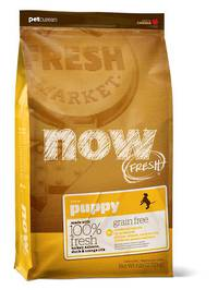 Now Fresh Grain Free Puppy Food 11.34kg