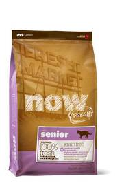 Now Fresh Grain Free Senior Cat Food 1.81kg