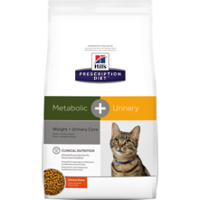Hill's Prescription Diet Feline Metabolic Plus Urinary for Cats 2.88Kg