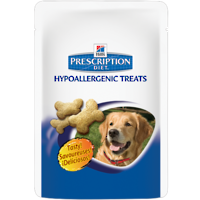 Hill's Prescription Diet Hypo-Treats for Dogs 340g