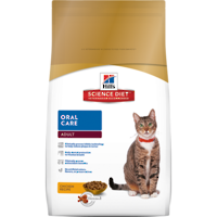 Hill's Science Diet Oral Care for Adult Cat 4Kg