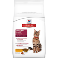 Hill's Science Diet Optimal Care for Adult Cat 6Kg