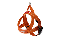 EZYDOG Quick Fit Harness / Orange / XS