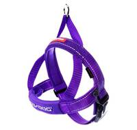 EAZYDOG Quick Fit Harness / Purple / L