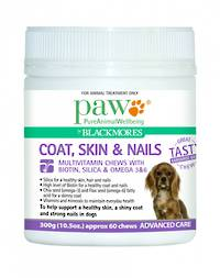 Blackmores Coat, Skin & Nails Multivitamin Chews 300g