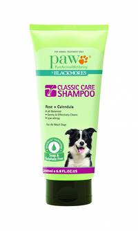 Blackmores PAW CLASSIC CARE SHAMPOO 200ml