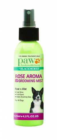 Blackmores PAW ROSE AROMA GROOMINGNMIST 125ml