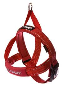 EAZYDOG Quick Fit Harness / Red / S